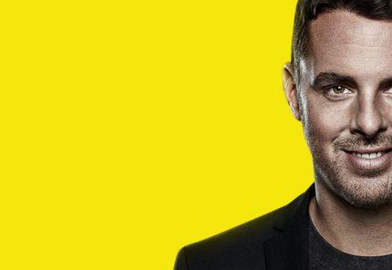 Philippe Bond Yellow banner