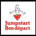 Jumstart - Bon départ Canadian Tire Logo
