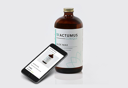 pharmaceutical product bottle actumus