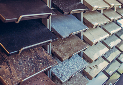 tile materials stone